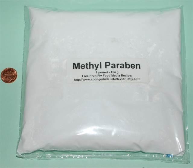 1 Pound Methyl Paraben Powder